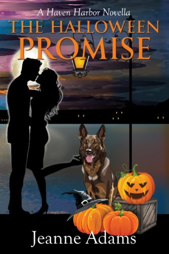 The Halloween Promise, A Haven Harbor Novella: Haven Harbor #2