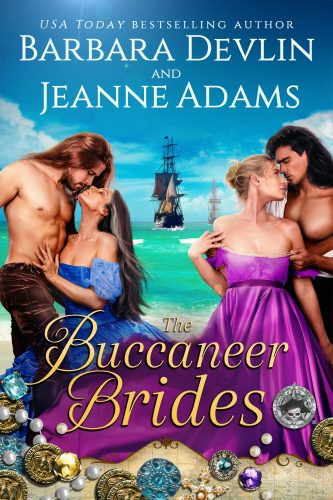 The Buccaneer Brides, A Haven Harbor Prequel Novella: Haven Harbor #6